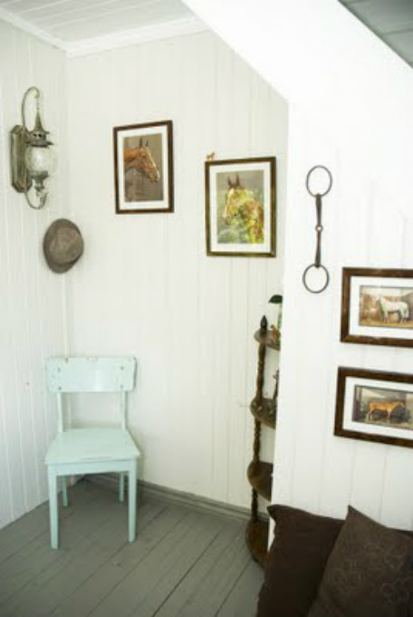 Cottage of Vinnord Equestrian decorating ideas !  kellyelko.com
