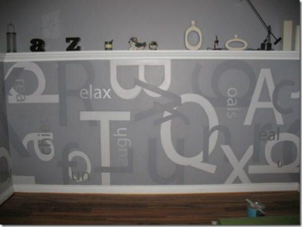 Graphic office wall kellyelko.com