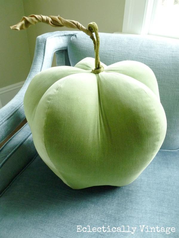 Apple pillow kellyelko.com