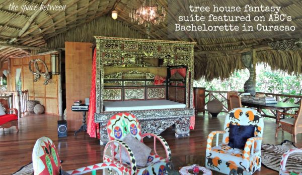 The Bachelorette Curacao Treehouse