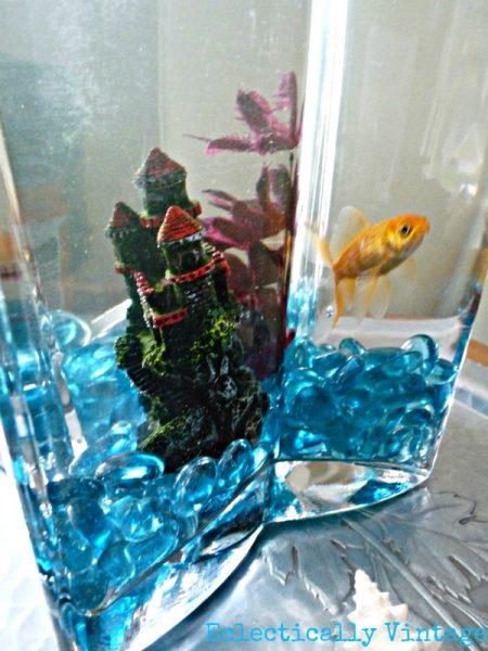 Vase Fish Bowl