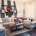 nautical family room decorating