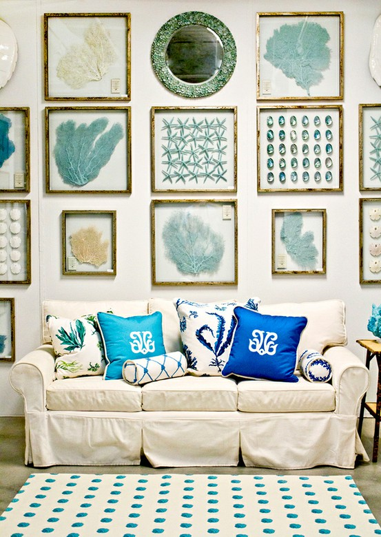 Eclectically Vintage Gallery Walls