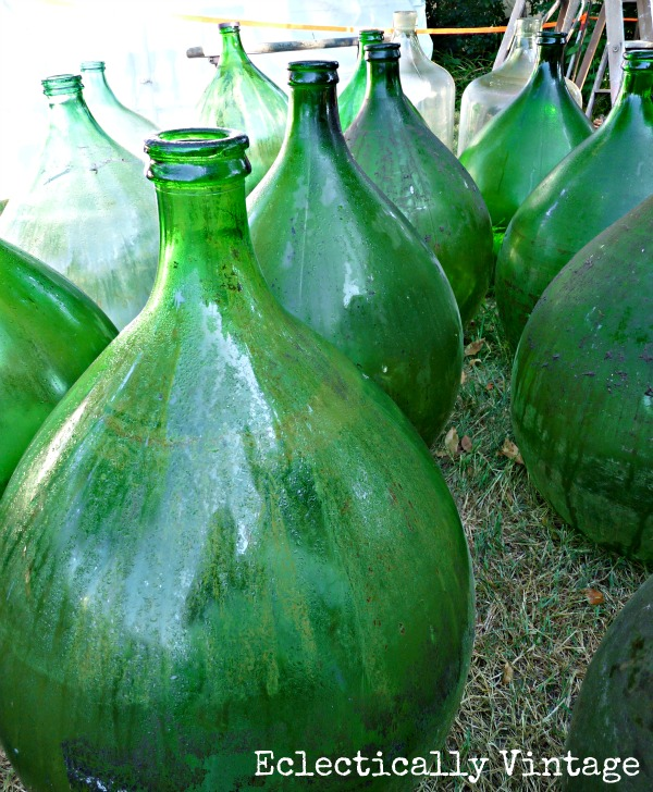 Eclectically Vintage Brimfield - a day at the country's largest flea market