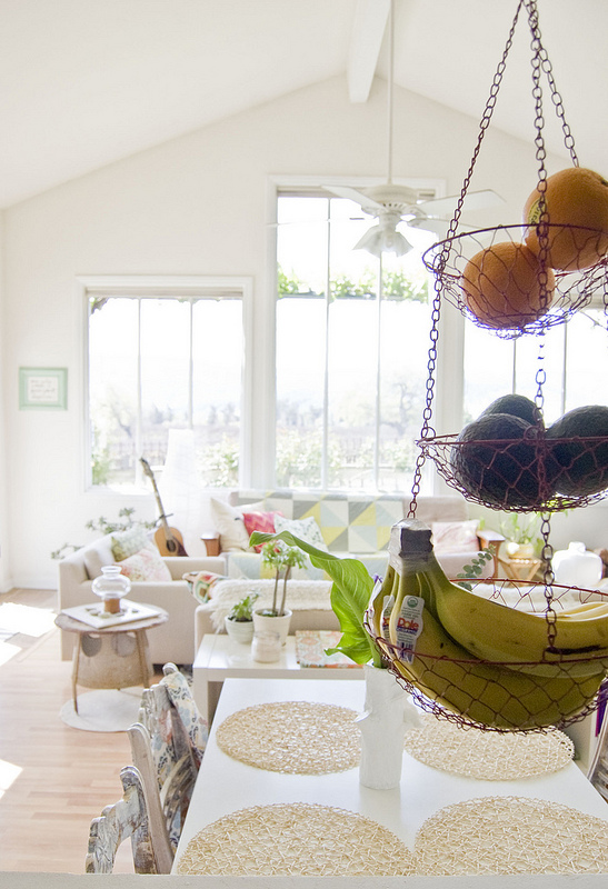 California house tour - filled with DIY inspiration - and a view to die for!