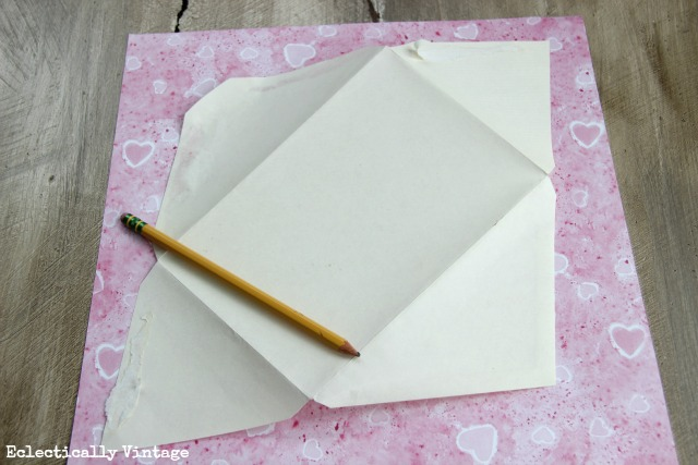 DIY Envelopes from any Paper - the world's simplest way to make them!  kellyelko.com
