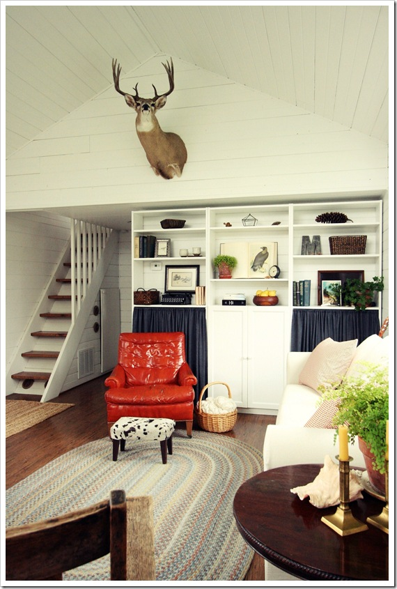 Exceptionally Eclectic - Small Cabin Style and Living with ...