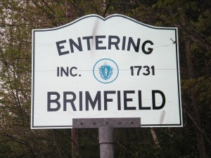 Brimfield Flea Market - 2 miles and 5,000 vendors!