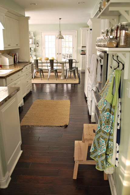 Farmhouse tour - this is gorgeous!
