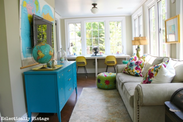 Gorgeous Sunroom Tour   Divided Into 3 Zones   Brilliant! Kellyelko.com