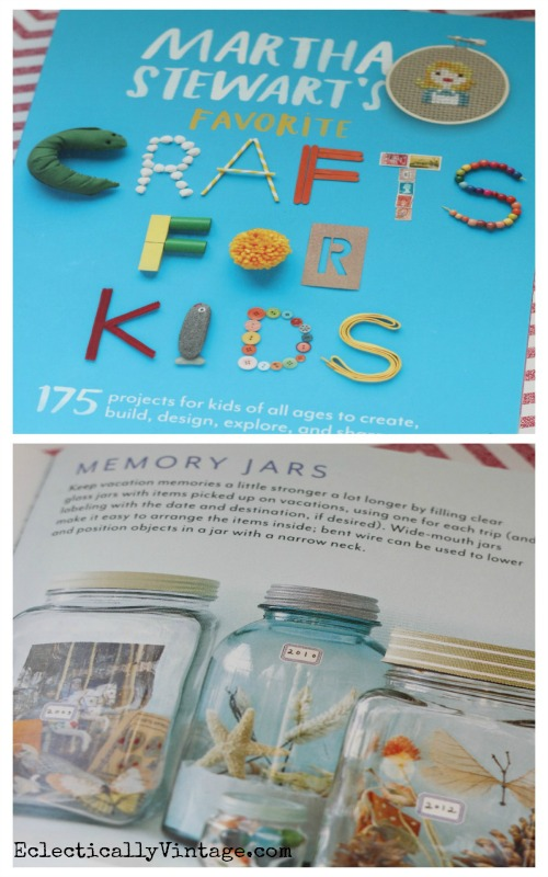 Martha Stewart Crafts for Kids - you've got to see this fun idea!  kellyelko.com