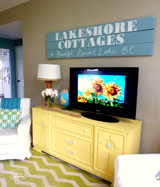 Exceptionally Eclectic - Happy Lake House Tour - Kelly Elko