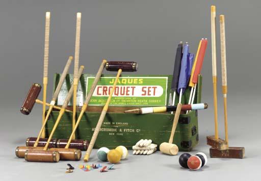 Jacques Croquet Set