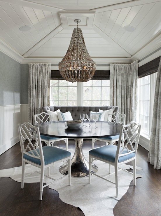 Coolly Modern Formal Dining Room Sets To Consider Getting: Classic Chairs For Today