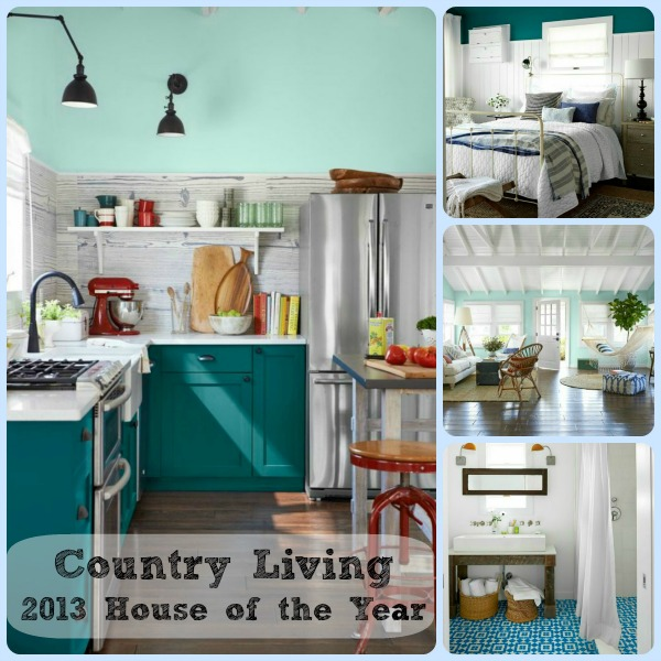 Country Living Magazine House of Year 2013 - designed by Emily Henderson
