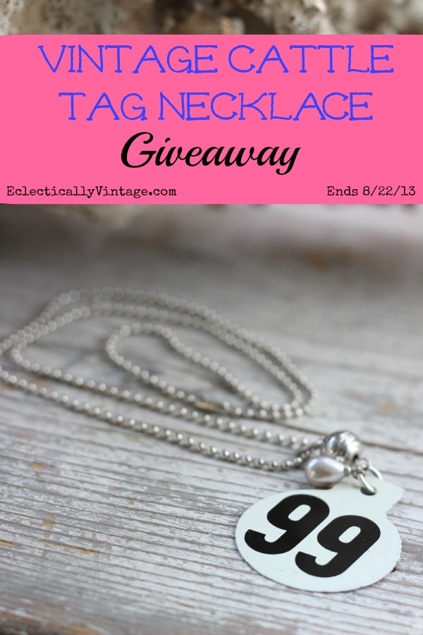 Vintage Jewelry Giveaway eclecticallyvintage.com