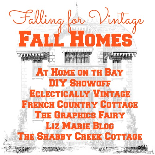 Falling for Vintage Fall Homes - 7 Amazing House Tours