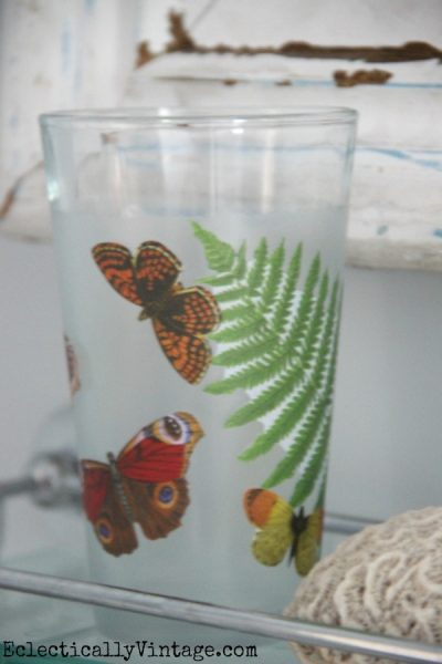How to Decoupage on Glass