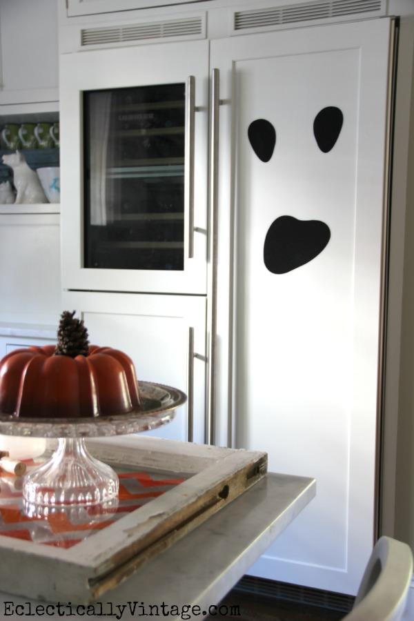 Ghost Refrigerator kellyelko.com