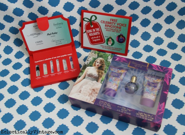 #ad Wonderstruck gift set - comes with fun free celebrity ringtones #shop #cbias #ScentSavings eclecticallyvintage.com