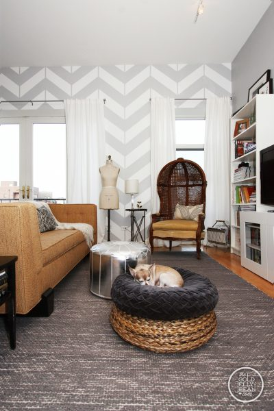 Stunning Apartment Decorating Ideas - tour this stylish space