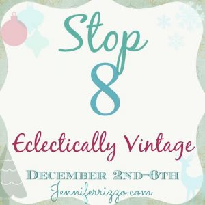 Holiday House Walk - Eclectically Vintage House Tour eclecticallyvintage.com