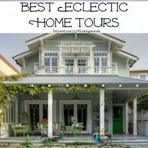 Eclectic Home Tours eclecticallyvintage.com