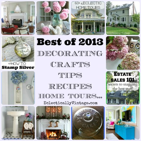 Best of 2013 at EclecticallyVintage.com