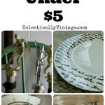 7 WOW Handmade Gifts Under $5! eclecticallyvintage.com