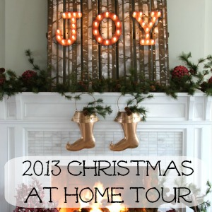 Eclectically Vintage Christmas Tour eclecticallyvintage.com