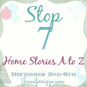 Home stories A to Z Christmas House Tour