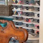 How to organize craft supplies eclecticallyvintage.com