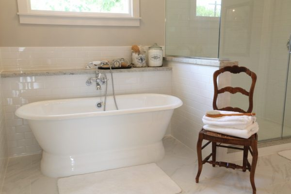 Peaceful bathroom retreat