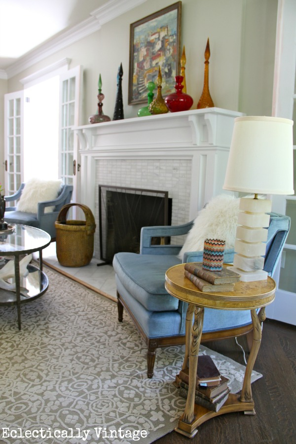 See how to create an eclectic style eclecticallyvintage.com