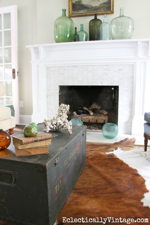 What's Your Style - see how to create an eclectic space using what you love kellyelko.com