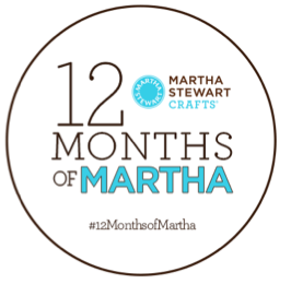 12 Months of Martha at eclecticallyvintage.com