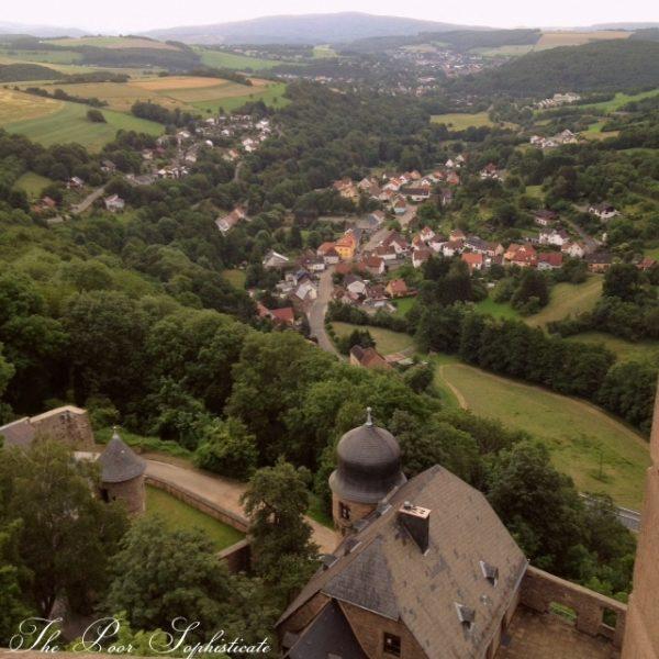 Charming German village