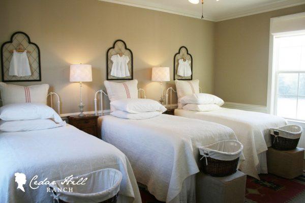 Cute guest room