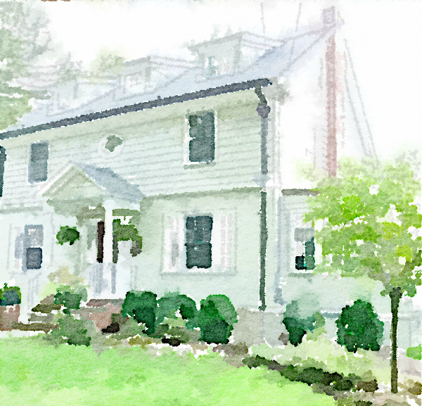 Waterlogue - how to turn any photo into a beautiful watercolor kellyelko.com