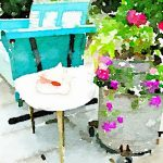 Turn any photo into a watercolor