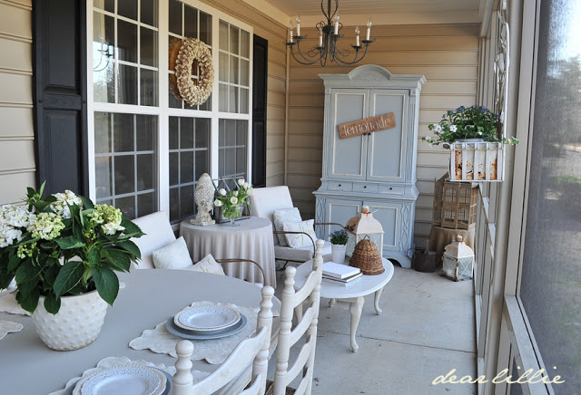 The perfect porch to relax