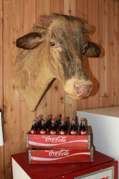Vintage Coke crates eclecticallyvintage.com