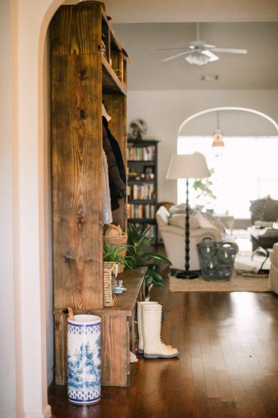 Beautiful organization for entry foyer kellyelko.com