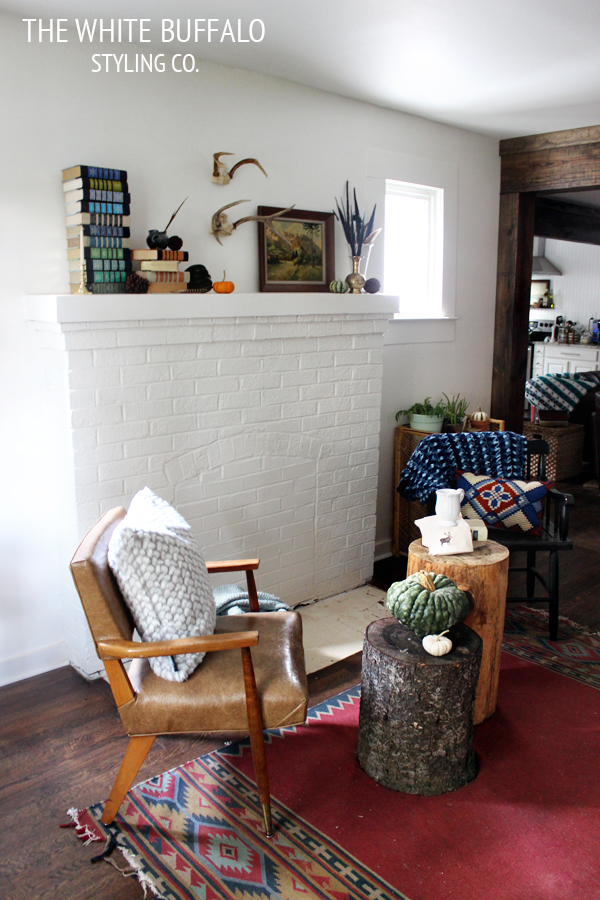 Eclectic Home Tour - the perfect mix of styles eclecticallyvintage.com