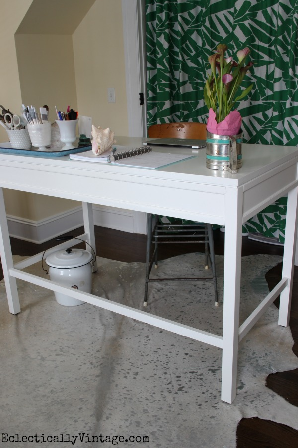 Nice Love the counter height of this Martha Stewart craft furniture from Home Decorators Collection kellyelko