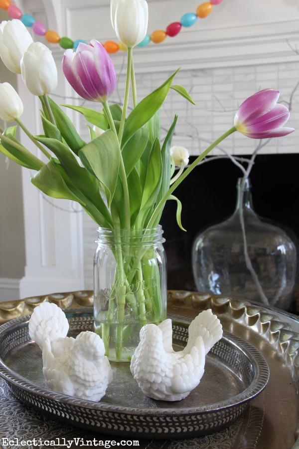 Spring tulips kellyelko.com