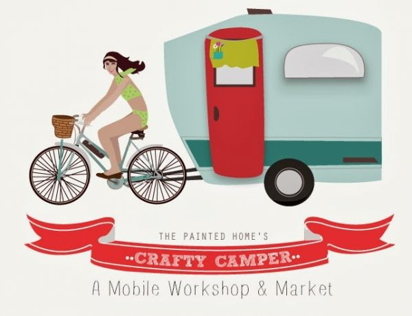 The Crafty Camper kellyelko.com