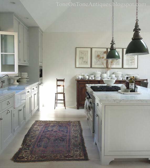 Stunning white kitchen and home tour eclecticallyvintage.com