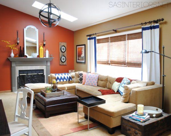 Cozy living room kellyelko.com