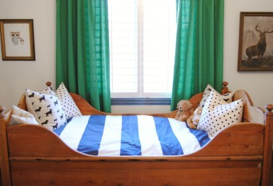 Love this little boys bed kellyelko.com